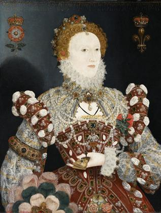 Nicholas Hilliard, Queen Elizabeth I - The Pelican Portrait, c. 1574, Walker Art Gallery.tiff.jpg